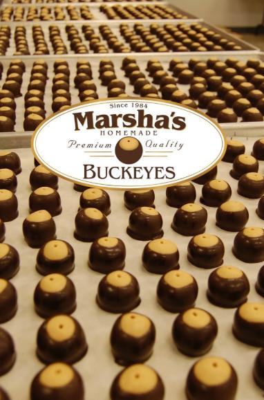 Marsha's Homemade Buckeyes